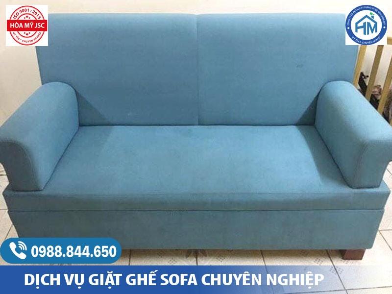 đơn vị giặt ghế Sofa uy tín