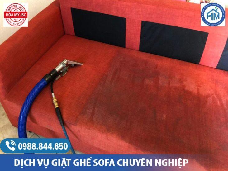Giặt ghế Sofa chuyên nghiệp