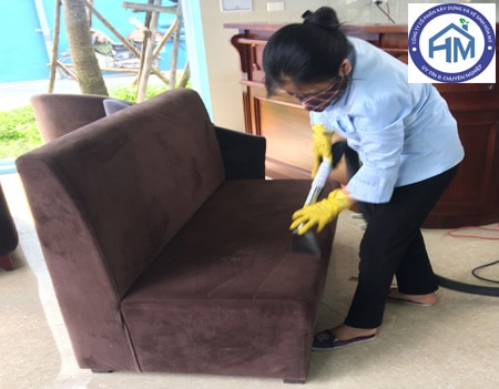 Dịch vụ giặt thảm, Ghế Sofa