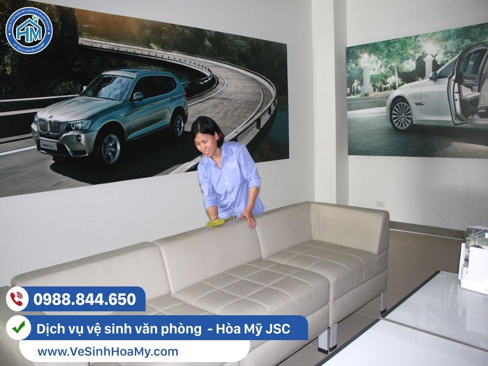 dịch vụ tạp vụ vệ sinh văn phòng tại Hà Nội