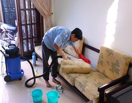 Dịch vụ giặt ghế Sofa, Salon