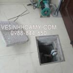 Dịch vụ vệ sinh bể nước ngầm tại Hà Nội-Nhanh gọn, Giá rẻ