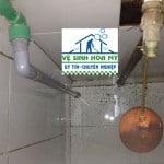 Dịch vụ Thau rửa bể nước Ngầm tại Cầu Giấy. Ưng ý mới tính phí.