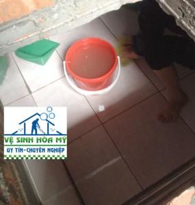 Dịch vụ thau rửa bể nước ngầm tại hà đông 1