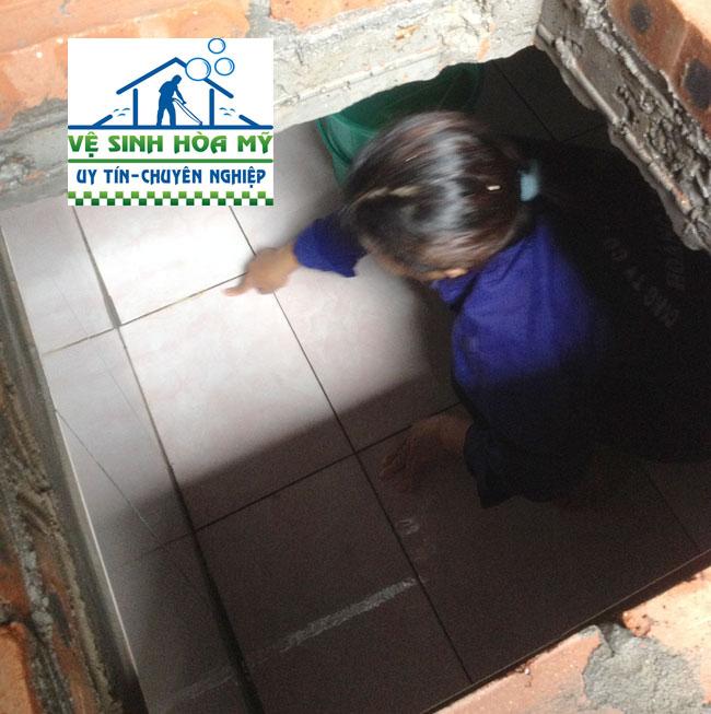 Dịch vụ thau rửa bể nước ngầm tại hà đông 3