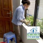 Dịch vụ Tổng vệ sinh biệt thự sau xây dựng tại Hà Nội-Chuyên nghiệp.
