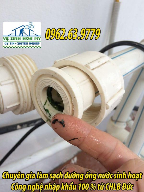 sục rửa đường ống nước sinh hoạt 2