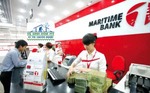 Dịch vụ vệ sinh ngân hàng