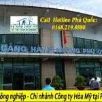 Dịch vụ Vệ sinh công nghiệp tại Phú Quốc- Chất lượng cao, uy tín