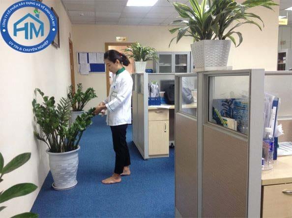dịch vụ dọn dẹp vệ sinh văn phòng