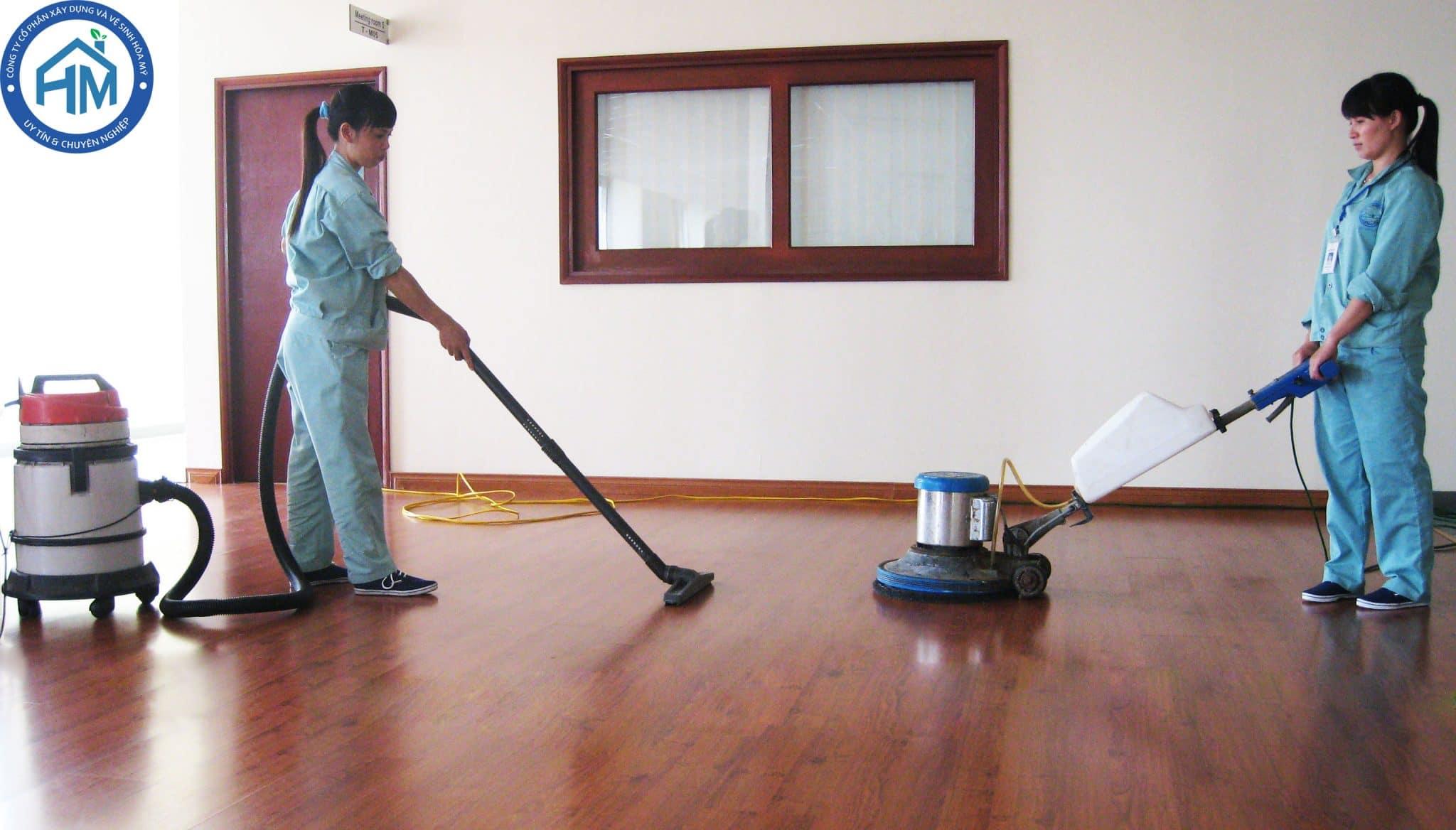 công ty vệ sinh văn phòng uy tín - chuyên nghiệp tại Hà Nội