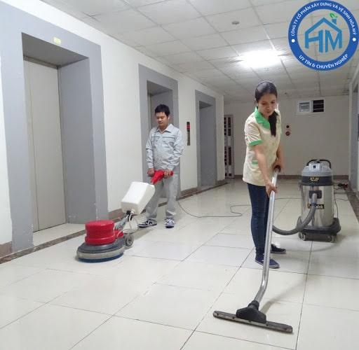 dịch vụ vệ sinh văn phòng tại Thanh Xuân