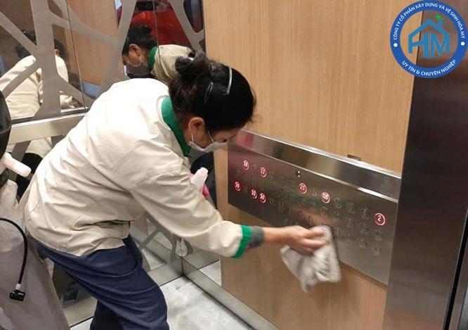 tổng vệ sinh nhà cửa, khử trùng uy tín tại hà nội