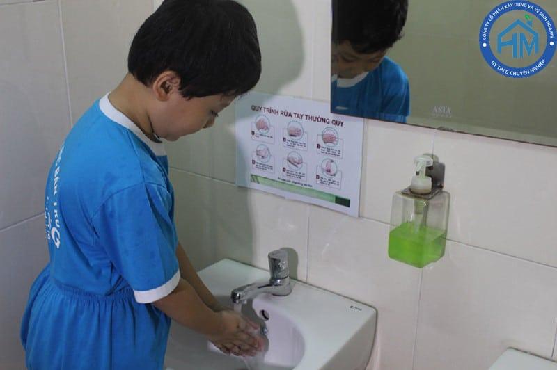 tạp vụ trường học uy tín tại Hà Nội