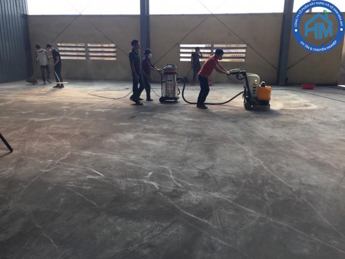 Dịch vụ vệ sinh làm sạch nhà xưởng cũ tại Hà Nội