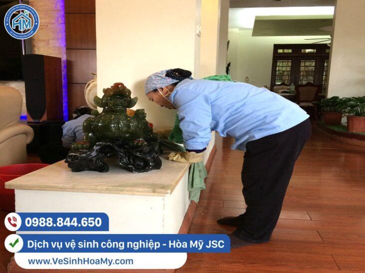 dọn dẹp vệ sinh nhà cửa tại Hà Nội