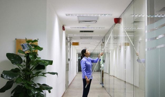 dịch vụ làm vệ sinh văn phòng uy tín