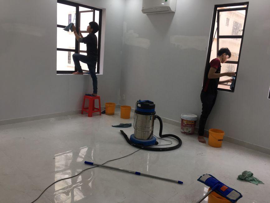 vệ sinh công nghiệp văn phòng uy tín giá tốt hà nội