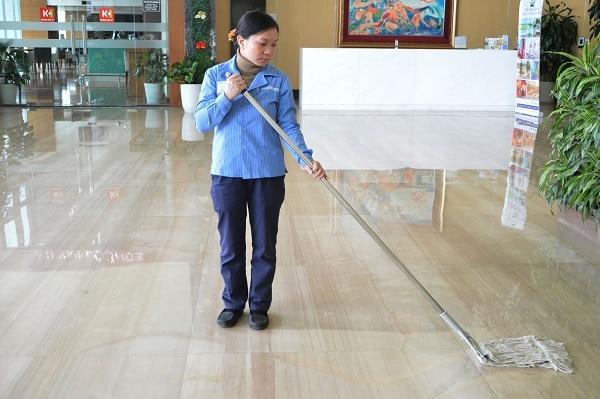 dịch vụ vệ sinh theo giờ uy tín giá tốt tại Hà Nội
