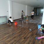 Dịch vụ vệ sinh công nghiệp tại Gia Lâm uy tín chuyên nghiệp