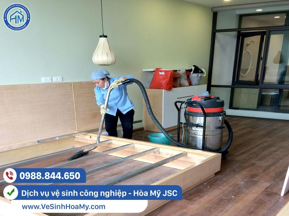 Dịch vụ tổng vệ sinh nhà Hà Nội