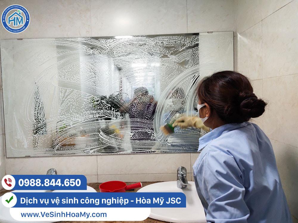 Tổng vệ sinh nhà cửa Hà Nội