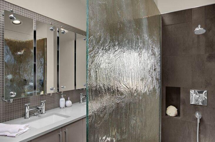 Phủ nano cho vách kính nhà tắm tại Ba Đình