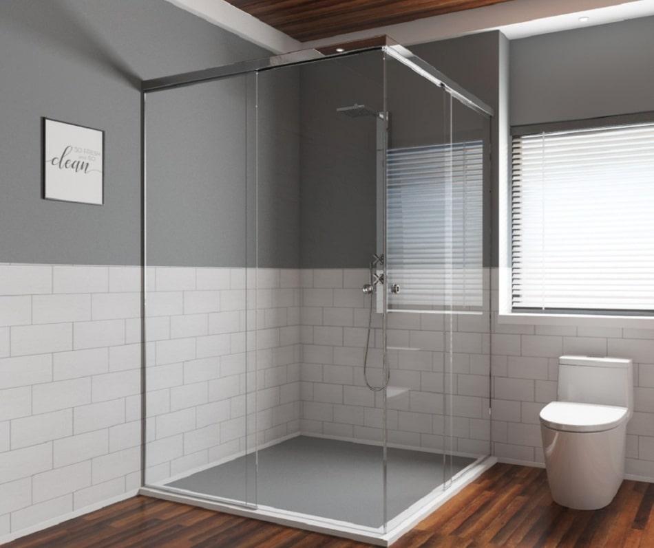 dịch vụ phủ nano cho vách kính phòng tắm tại Hoàn Kiếm