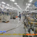 Đơn vị phủ bóng sàn Vinyl chống tĩnh điện tại Bắc Giang uy tín?
