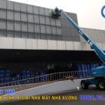 Vệ sinh nhà xưởng tại Nam Định