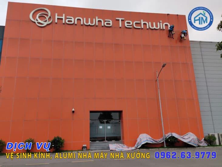 Vệ sinh nhà xưởng tại Phú Thọ