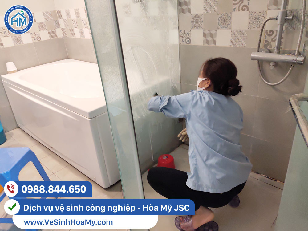 vệ sinh nhà cửa tại Hà Nội uy tín